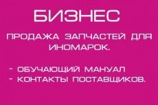 продам 10 информационных курсов на тему бизнес/бизнес идеи 10 - kwork.ru