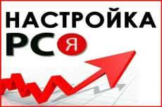 Настройка контекстной рекламы в Рекламной Сети Яндекс 3 - kwork.ru