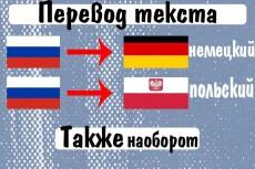переведу текст любой направленности 9 - kwork.ru