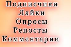могу Накрутить 200 лайков Вконтакте 3 - kwork.ru