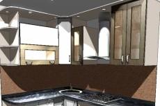 Дизайн интерьера торгового, коммерческого помещения 27 - kwork.ru