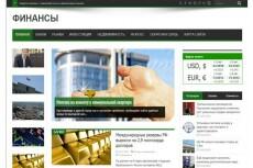 Финансовая витрина микрозаймов под cpa 13 - kwork.ru