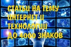 Копирайтинг обзоры на тему электроника и гаджеты 7 - kwork.ru