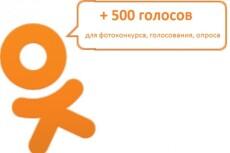 + 3000 посетителей 3 - kwork.ru