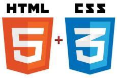 Сверстаю сайт HTML, CSS 19 - kwork.ru