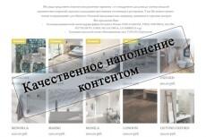 Наполню товаром интернет-магазин 22 - kwork.ru
