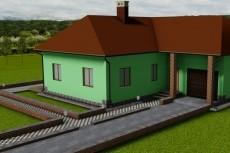 Предметное моделирование в 3D Max 20 - kwork.ru