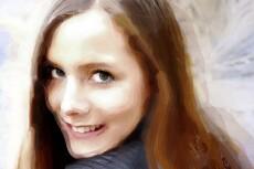 Сделаю из обычного фото рисунок акварелью 15 - kwork.ru