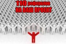 Увеличение посещаемости Вашего ресурса в течение месяца 28 - kwork.ru
