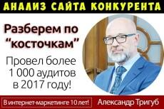 Найду и исправлю ошибки внутренней оптимизации сайта 15 - kwork.ru