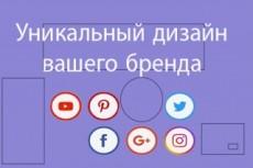 Дизайн групп в соцсетях 11 - kwork.ru