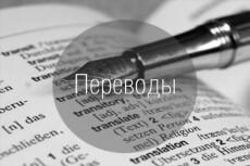 Перевод текста с английского языка на русский и наоборот. 2000 слов 13 - kwork.ru