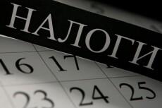 Заполню декларацию по НДС, книги покупок-продаж, журнал счетов-фактур 8 - kwork.ru