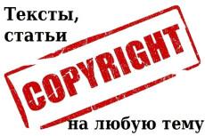 Делаю качественный копирайтинг и обрабатываю заявки на биржах вечных ссылок 4 - kwork.ru