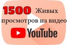 8000 тысяч просмотров для вашего сайта + 2000 тысячи в подарок 11 - kwork.ru