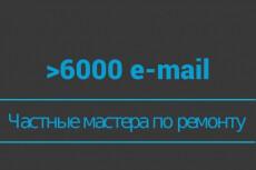 База 3450 e-mail дизайнеров, архитекторов по Москве и области 15 - kwork.ru