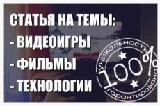 Напишу обзор компьютерной или видео игры 3 - kwork.ru
