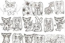 Рисую обложки книг и просто красивые иллюстрации 25 - kwork.ru