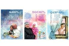Обработка изображений и фотомонтаж 86 - kwork.ru