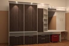 3D - визуализация кухонного гарнитура 27 - kwork.ru