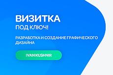 Оформление групп ВКонтакте под ключ 28 - kwork.ru