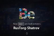 SiteBuilder . Конструктор Сайтов и Лендингов 17 - kwork.ru