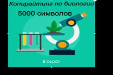 Копирайтинг. Напишу грамотные оригинальные тексты 6 - kwork.ru