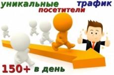 Мобильный трафик на сайт - 1000 посетителей 29 - kwork.ru