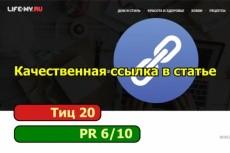 Размещу 200 качественных ссылок под Google для вашего сайта 18 - kwork.ru