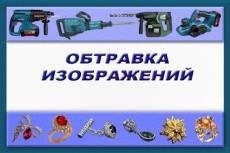 Обтравка изображения 22 - kwork.ru