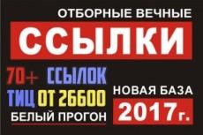 Прогон сайта по 1000 каталогам, для продвижения 4 - kwork.ru