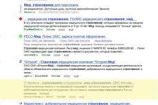 Сделаю профессионально внутреннюю SEO оптимизацию сайта комплексно 21 - kwork.ru