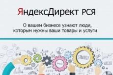 Качественная настройка рекламы в РСЯ 10 - kwork.ru