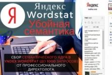 Установка Метрики, utm-меток и цели 4 - kwork.ru