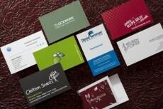 Макет визитной карточки 41 - kwork.ru