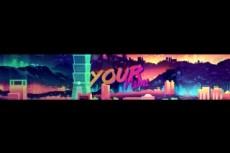 Оформление группы ВК, YouTube канала 10 - kwork.ru
