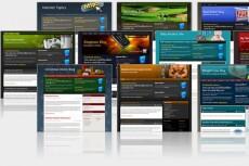 Установлю и настрою сайт на WordPress + месяц хостинга в под 4 - kwork.ru
