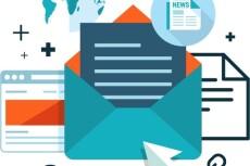 Отправка писем, бизнес-предложений на e-mail вручную 22 - kwork.ru
