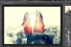 Обработка изображений любой сложности в фотошопе 101 - kwork.ru