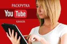 3000+ просмотров +100 лайков Вашему видео на YouTubе 13 - kwork.ru