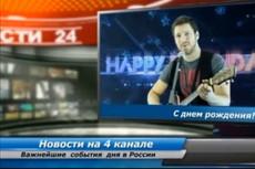 Создание видеоролика из фото и видео 20 - kwork.ru