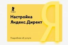 Настройка рекламы в яндекс директ или гугл эвордс + Бонус 23 - kwork.ru