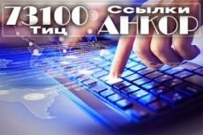 Размещу 200 качественных ссылок под Google для вашего сайта 21 - kwork.ru