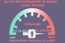 1500 ретвитов 6 - kwork.ru