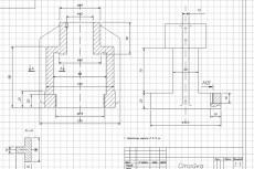 Перенесу любой чертеж в компьютерную графику 6 - kwork.ru