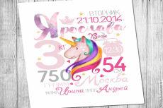 Создам постер, метрику, открытку 29 - kwork.ru