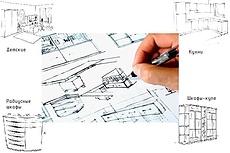 Нарисую дизайн-проект мебели 15 - kwork.ru