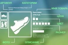 Заполню магазин товарами 10 - kwork.ru