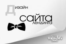 Создание лендинга любой тематики 17 - kwork.ru