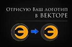 Нарисую векторные изображения 10 - kwork.ru